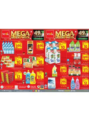 Mega Savers Week