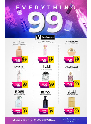 Everything At 99 AED Only
