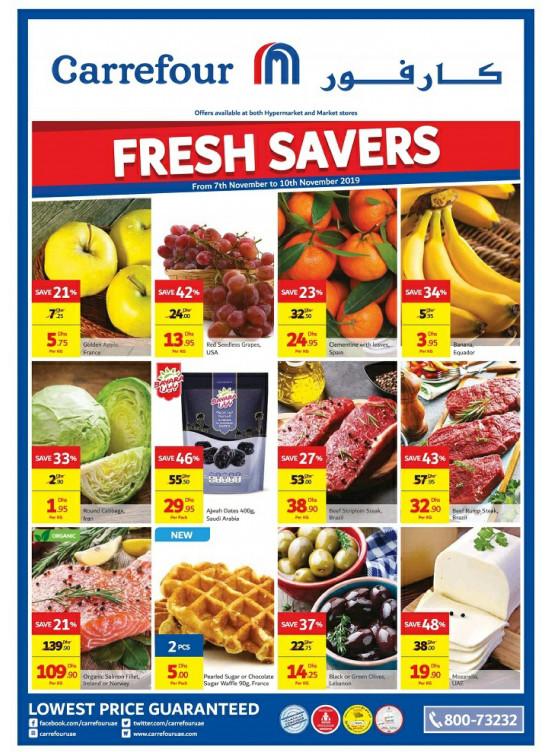 Fresh Savers