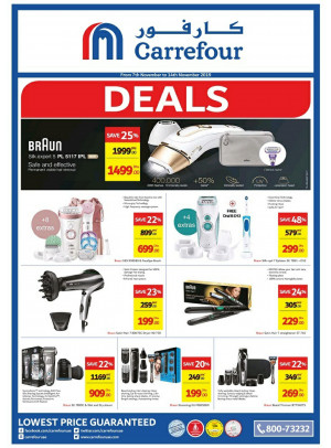Big Sale on Braun Products