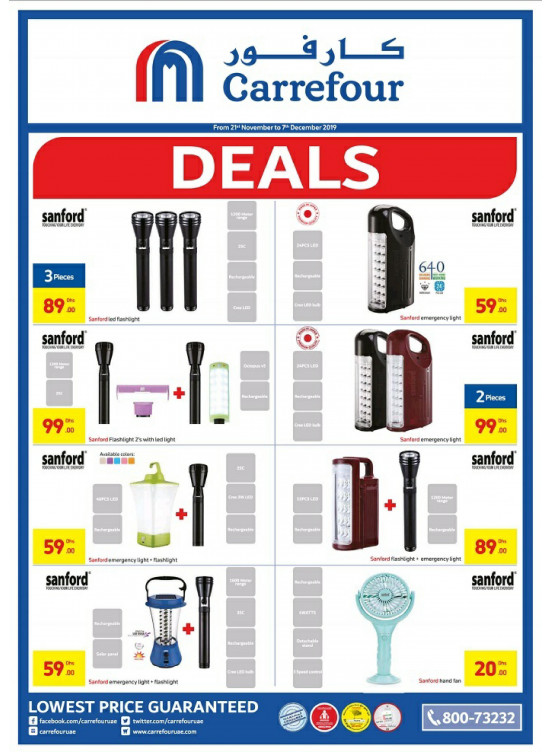Big Sale on Sanford Products