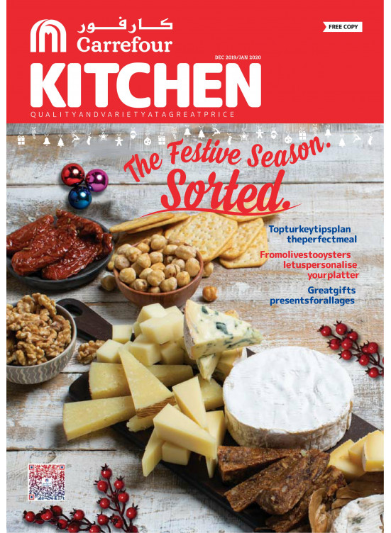 Carrefour Kitchen Magazine