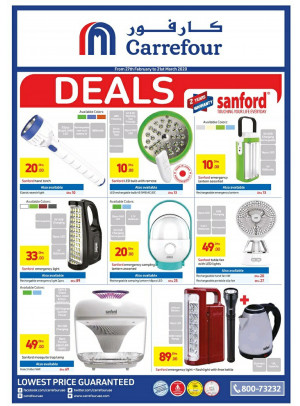 Wow Sale on Sanford Products