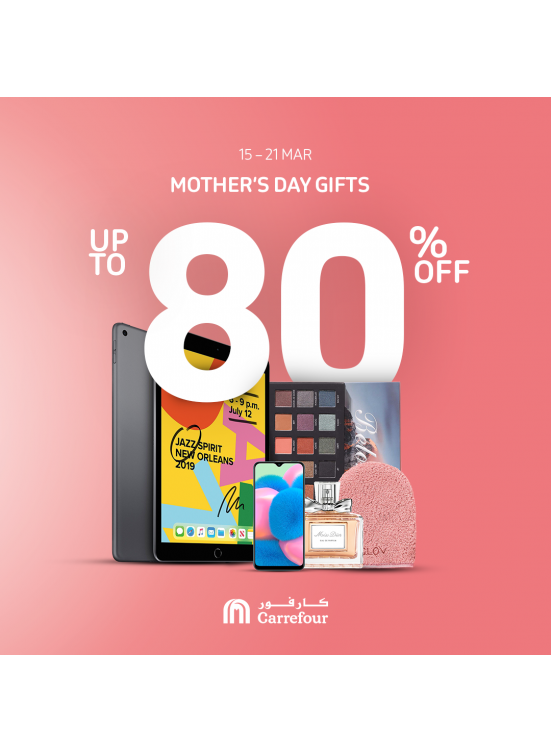 Mother's Day Gifts - Up To 80% Off