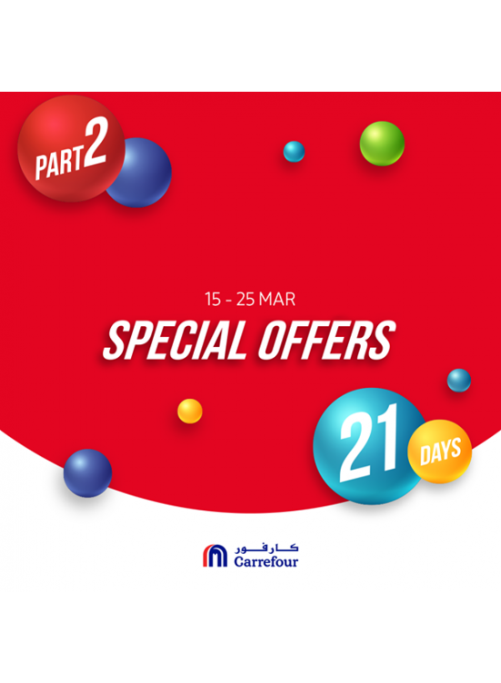 One Day Special Offers