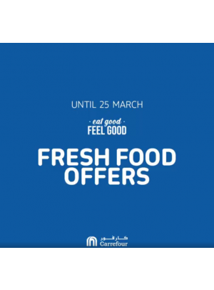 Fresh Food Offers