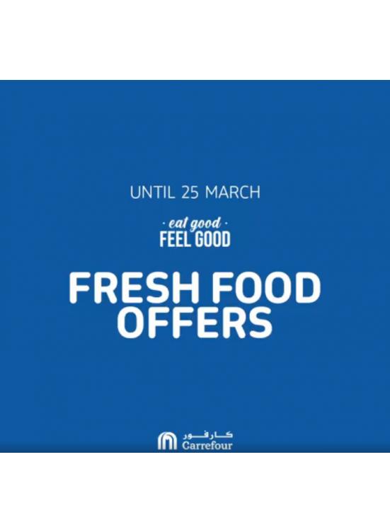 Fresh Food Offers