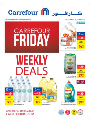 Carrefour Friday Offers