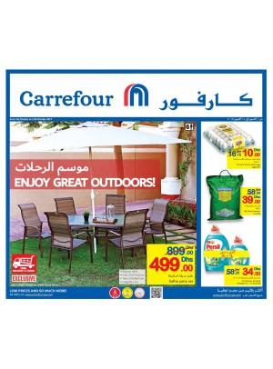 Enjoy Great Outdoors Offers