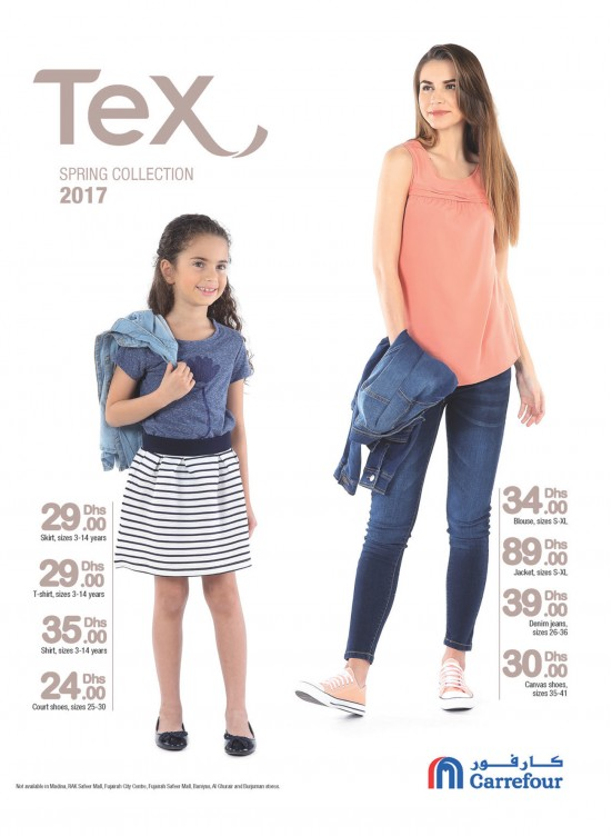 TEX Spring Collection