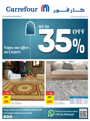 Carpet Promotion