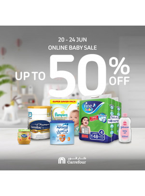 Up To 50% Off Baby Sale