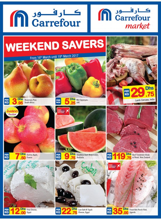 Weekend Savers