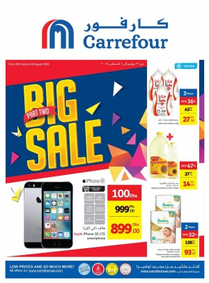 Big Sale - Part Two