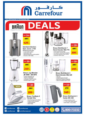 WoW Braun Deals