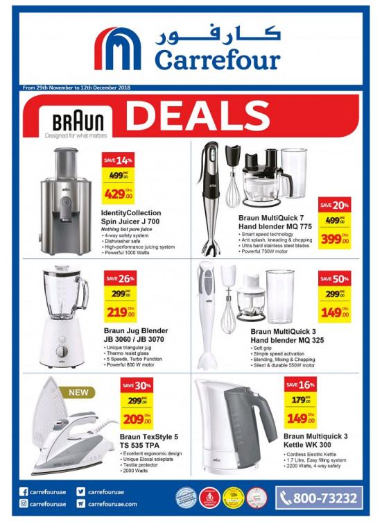 WoW Braun Deals
