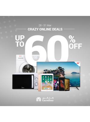 Crazy Online Deals