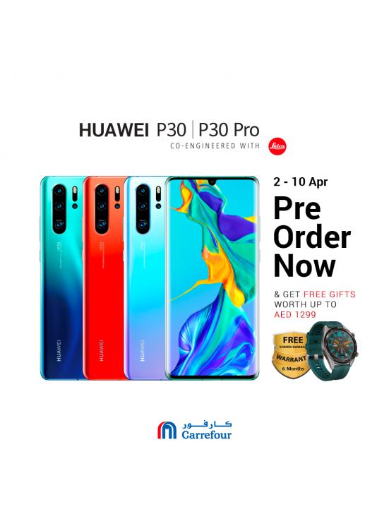 Amazing Gifts on Huawei P30 & P30 Pro
