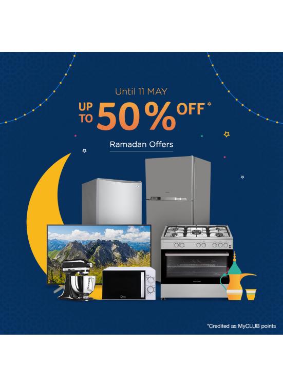 Ramadan Sale on Electronics