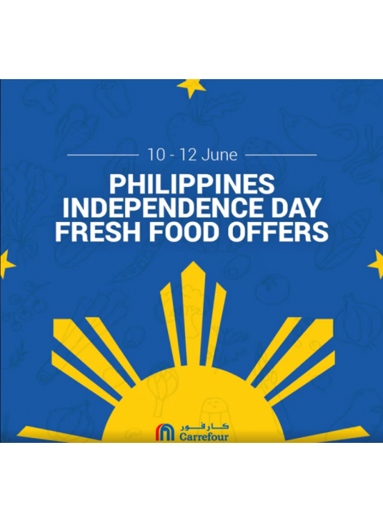 Philippines Fresh Food Offer