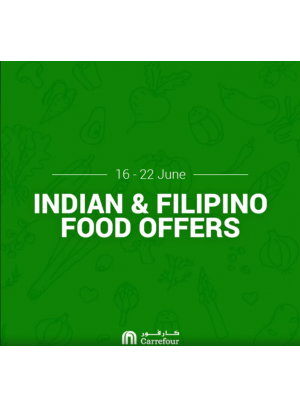 Indian & Philippines Fresh Food Offers