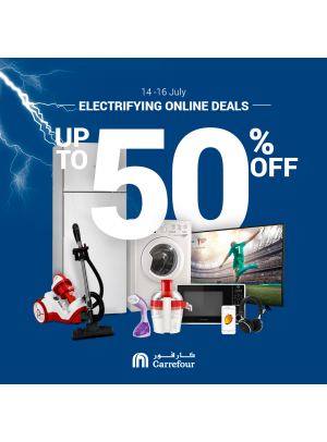 Electrifying Online Deals