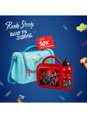 Up To 50% Off on Lunch Boxes