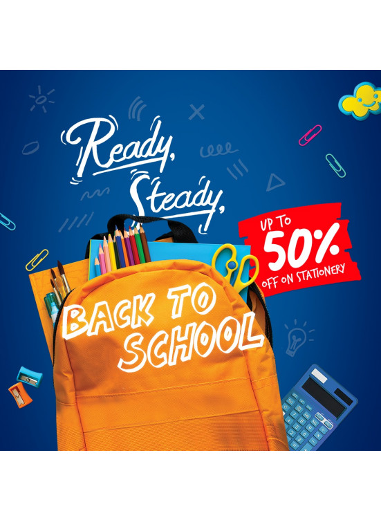 Up To 50% Off on Stationery