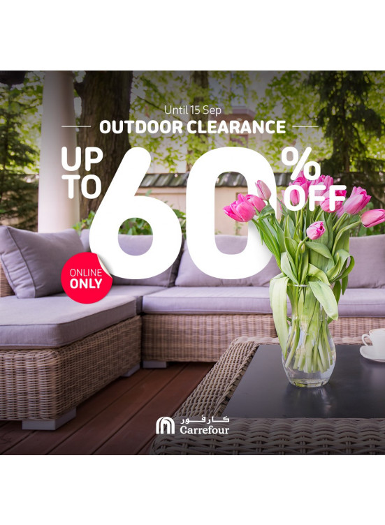 Outdoor Clearance - Up To 60% Off
