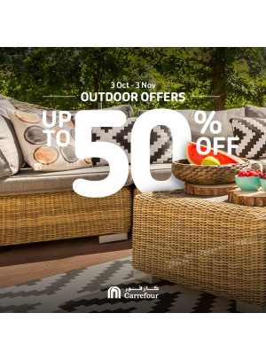 Outdoor Offers - Up To 50% Off