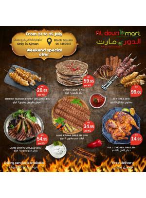 Weekend Special Offer - Ajman