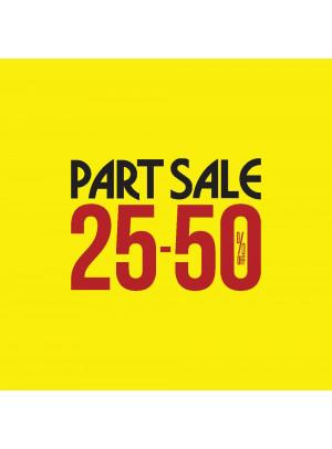 Wow Sale 25% - 50%