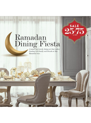 Ramadan Dining Fiesta