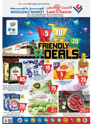 Friendly Deals