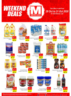 Weekend Deals - Abu Dhabi