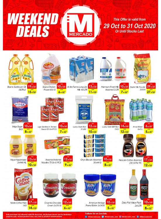 Weekend Deals - Abu Dhabi