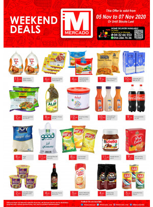 Weekend Deals - Dubai