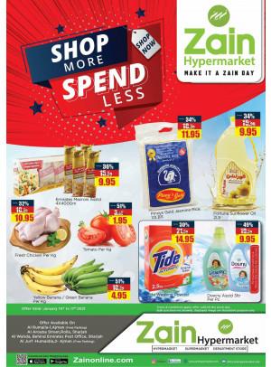 Shop More Spend Less
