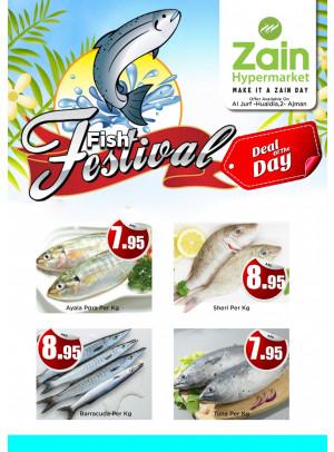 Fish Festival - Al Jurf