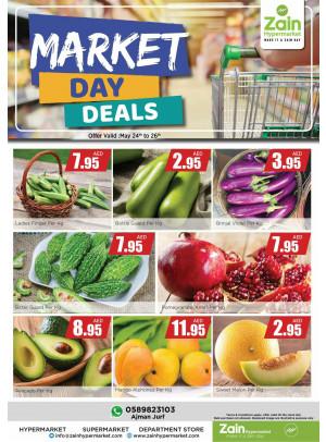 Market Day Deals - Al Jurf