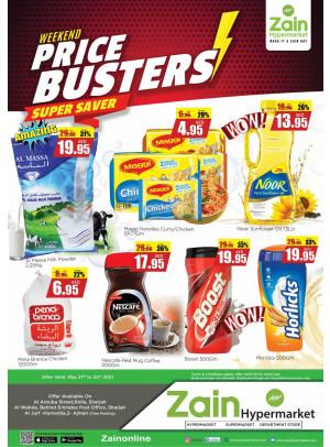Weekend Price Busters