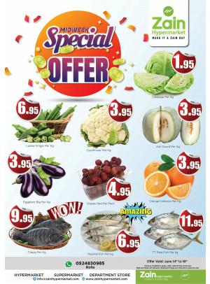 Midweek Offers - Rolla, Sharjah