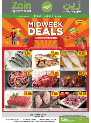 Midweek Deals - Al Jurf, Ajman