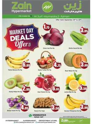 Market Day Deals - Al Jurf, Ajman