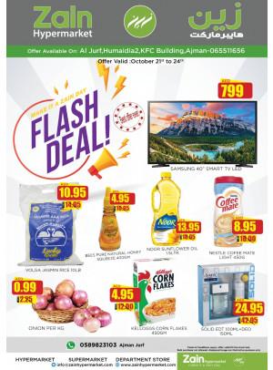 Flash Deals - Al Jurf, Ajman