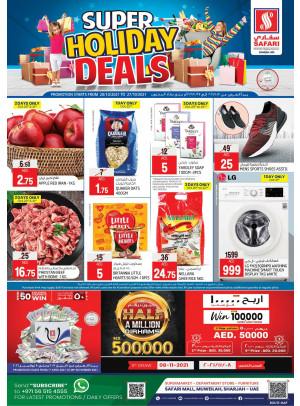 Super Holiday Deals
