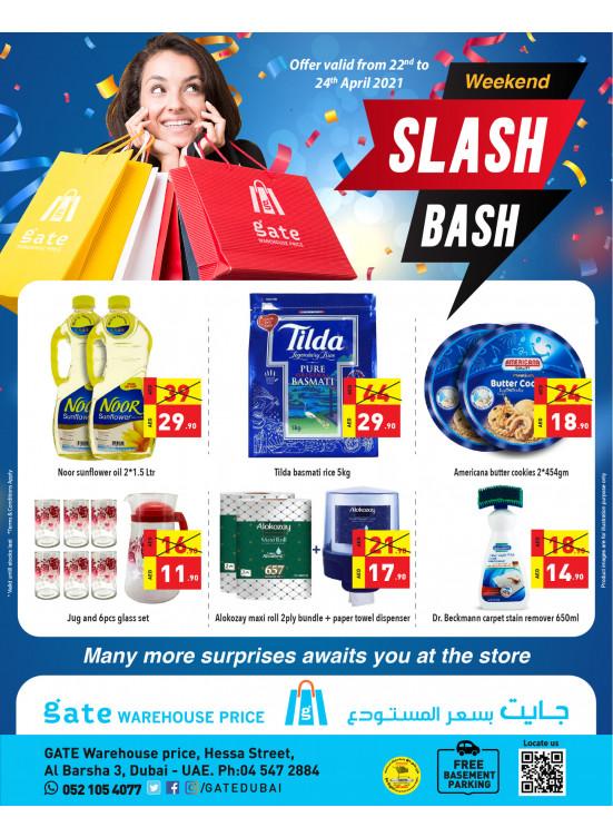 Weekend Deals - Hessa, Dubai