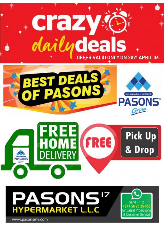 Crazy Daily Deals - Al Quoz