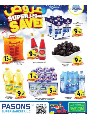 Super Save - Pasons 19 Supermarket