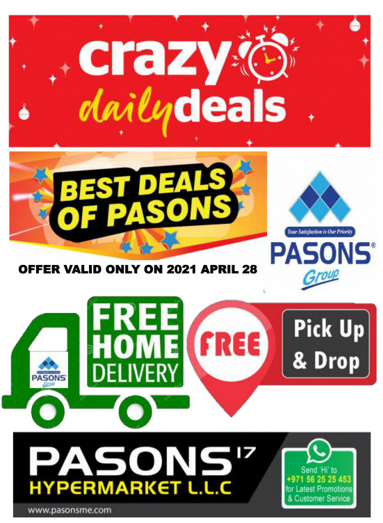 Crazy Daily Deals - Al Quoz